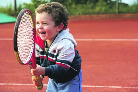 Со скольки лет можно заниматься большим теннисом