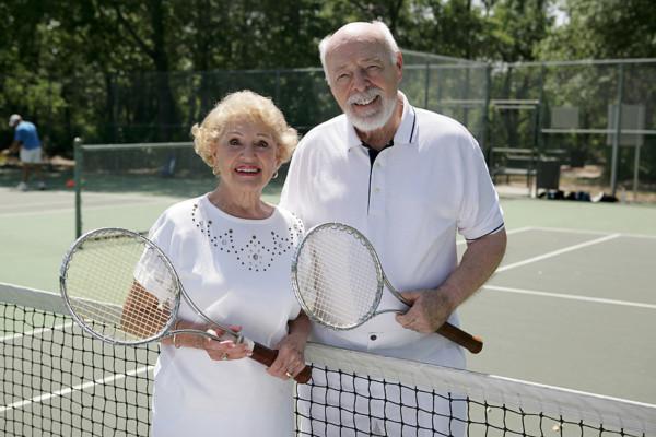 В чем польза большого тенниса?