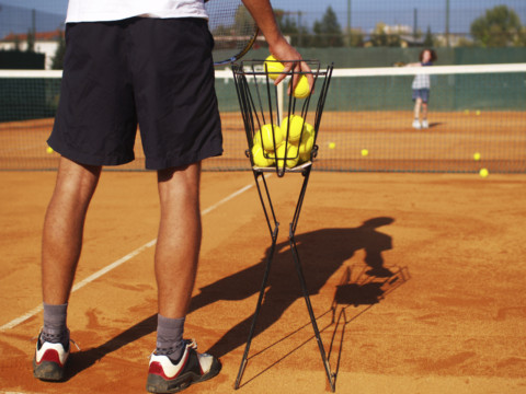 Теннисный клуб «Ace» в СПб